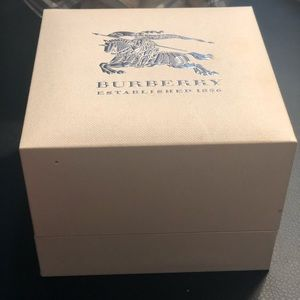 Burberry Watchbox